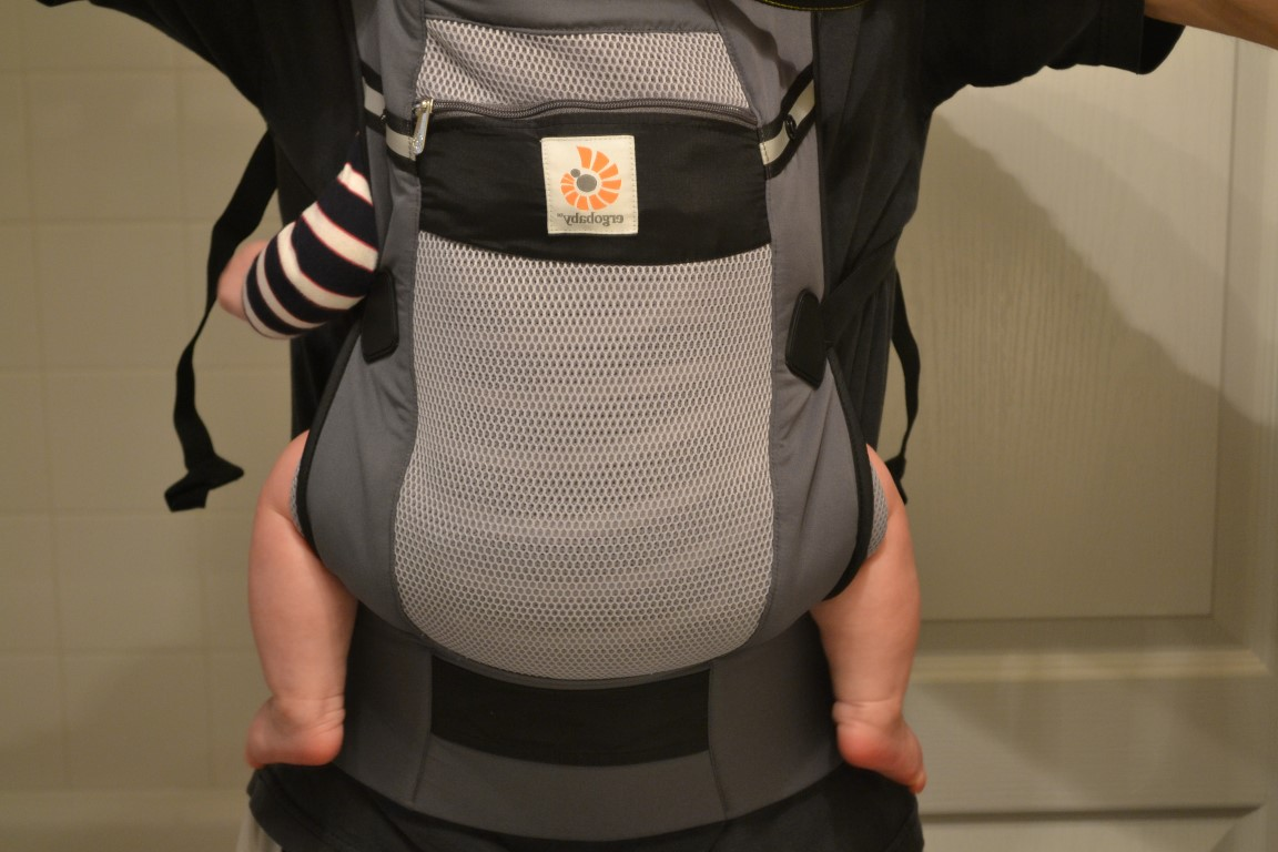 e8a4db987c8 Going Reviews  The Ergobaby Ventus Performance Carrier - Going Dad