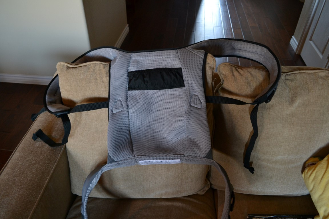 Going Reviews The Ergobaby Ventus Performance Carrier Going Dad