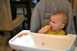 Learning good nutrition from the start!
